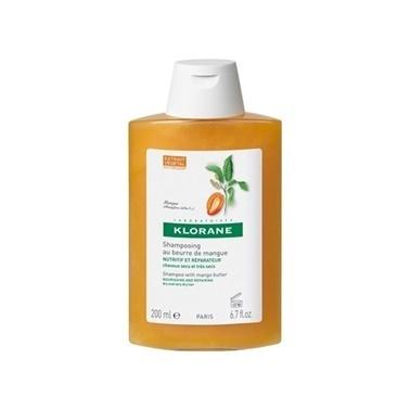 Klorane  Shampooing Mangue 200ml Renksiz